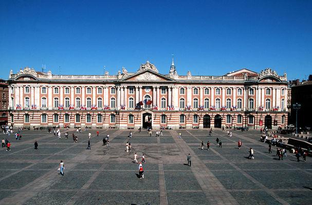 Toulouse voyage